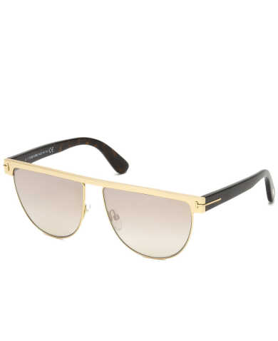 Tom Ford Women's Sunglasses FT0570-28G-60