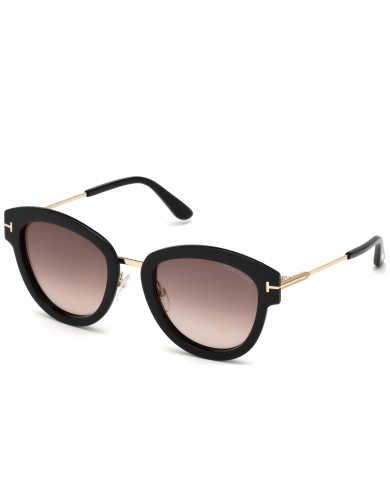 Tom Ford Women's Sunglasses FT0574-01T-0
