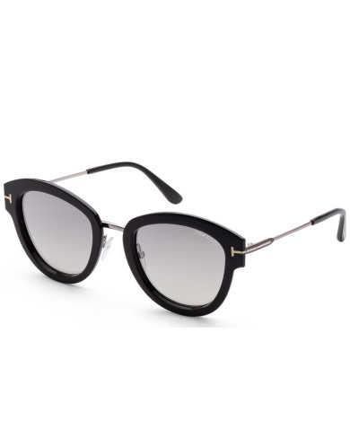 Tom Ford Women's Sunglasses FT0574-01T-52