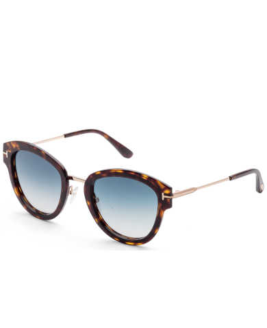Tom Ford Women's Sunglasses FT0574-52P-52