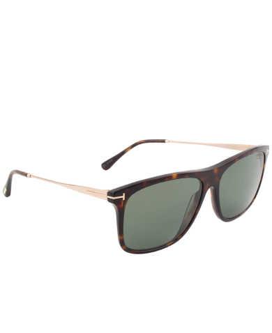 Tom Ford Men's Sunglasses FT0588-52R-57