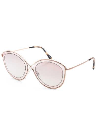 Tom Ford Women's Sunglasses FT0604-47G-55