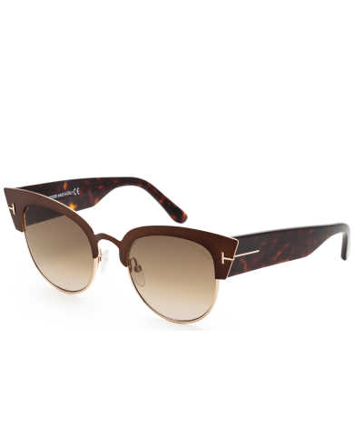 Tom Ford Women's Sunglasses FT0607-50K-51