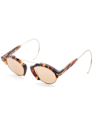 Tom Ford Unisex Sunglasses FT0631-55E-49
