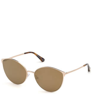 Tom Ford Women's Sunglasses FT0654-28G-60