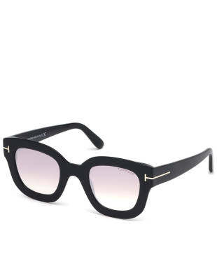 Tom Ford Women's Sunglasses FT0659-01Z-48