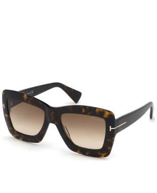 Tom Ford Women's Sunglasses FT0664-52F-55