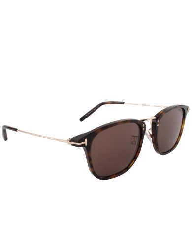 Tom Ford Men's Sunglasses FT0672-52E-53