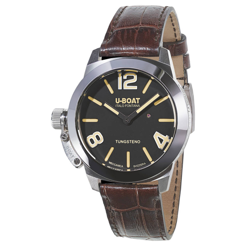 U-Boat Classico Stainless Steel Automatic Men's Watch