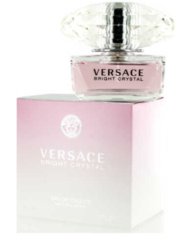 Versace Women's Eau de Toilette BRCTS17-A