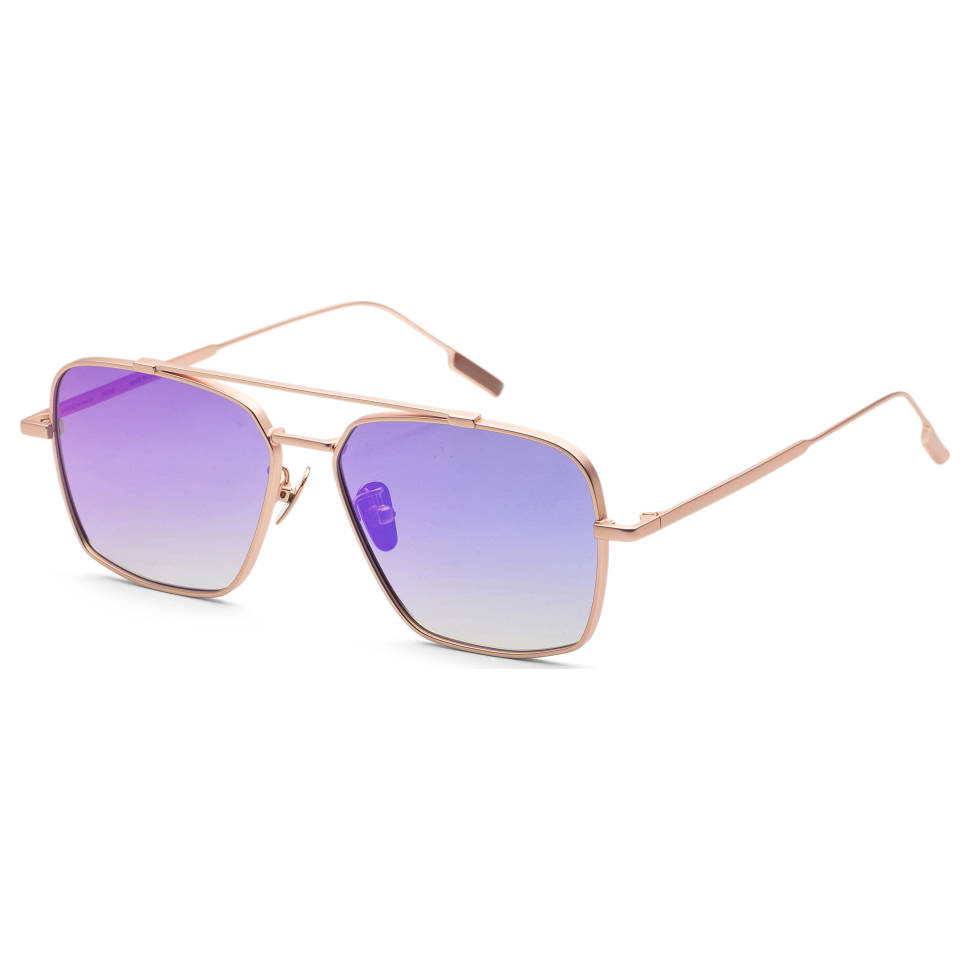 Verso Dione 53mm Blue Lens Men's Sunglasses