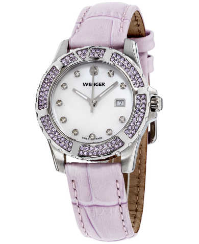 Wenger Women's Quartz Watch 01.0703.311