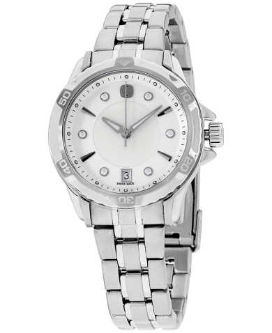 Wenger Women's Quartz Watch 01.0791.112
