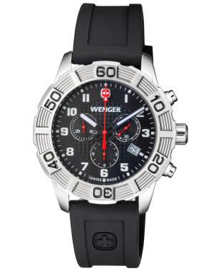 Wenger Men's Quartz Watch 01.0853.101