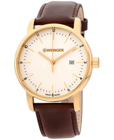Wenger Men's Quartz Watch 01.1741.108
