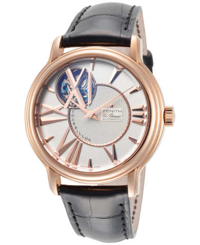Zenith Academy Tourbillon Men's Watch 18-0240-4041-01-C495-SD