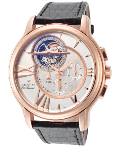 Zenith Academy Tourbillon Chronograph Men's Watch 18-1260-4005-02-C506-SD