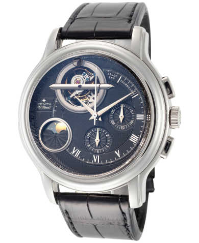 Zenith ChronoMaster Men's Automatic Watch 65-1260-4034-21-C505-SD